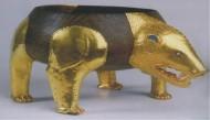 Филипповка I, курган 1-медведь